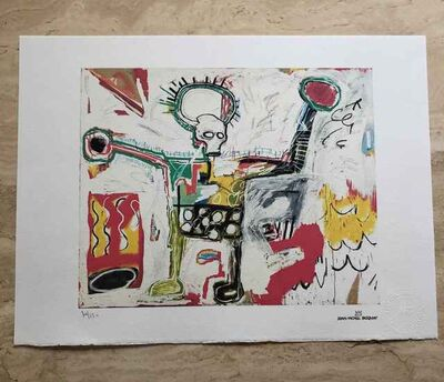 Jean-Michel Basquiat, 'Untitled (From 'Boom for Real')', 1982