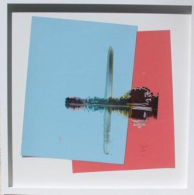 Andy Warhol, 'Tidal Basin, Washington Post', 1983