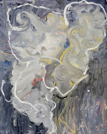 Michael Taylor (b. 1933), 'Smoke Cloud', 1994