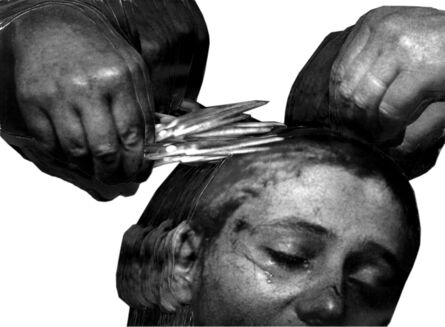 Karin Fisslthaler, 'Kristal (La Passion de Jeanne D´Arc, IV)', 2014
