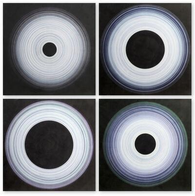Christopher H. Martin, 'Black Prismatic II'