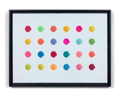 Ryan Callanan (RYCA), 'Death Dots', 2014