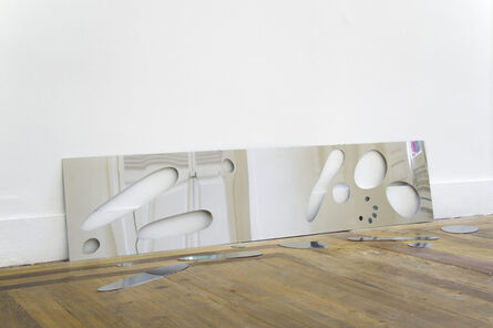 Tatiana Grinberg, 'Cortes [lay inox]', 2014