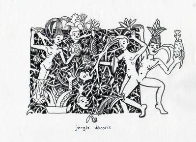 Marlene Steyn, 'Jungle Discosis', 2015