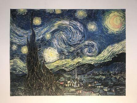 Vincent van Gogh, 'NOTTE STELLATA', ca. 2000