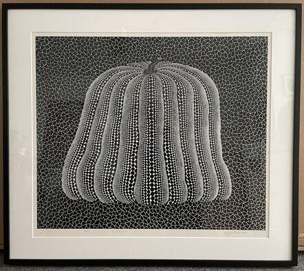 Yayoi Kusama, 'Pumpkin (White Y)', 1992