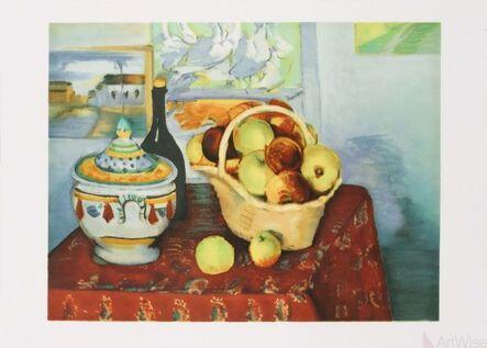 Paul Cézanne, 'Still Life with Apples', 1970