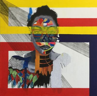 Jessica Maria Hopkins, 'Unveiled Forms', 2020