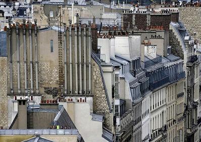 Michael Wolf (1954-2019), 'Paris Rooftops #8', 2014