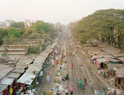 Noah Addis, 'Nakhalpara #1; Dhaka', 2012