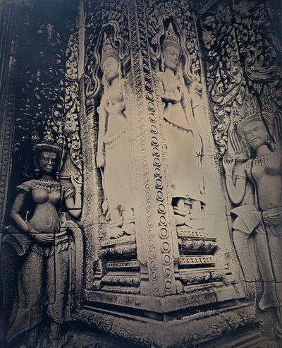 Binh Danh, 'Divinities of Angkor Wat #1', 2017