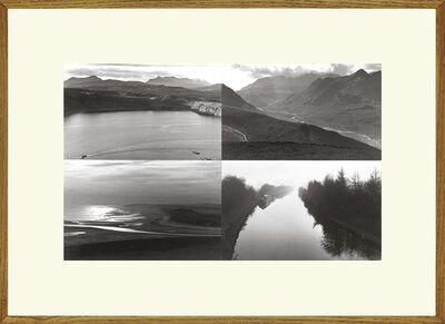 Hamish Fulton, 'Untitled (Scotland - England)', 1969-1971