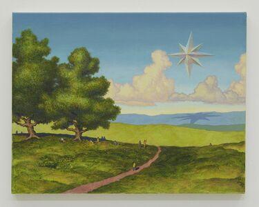 Atsushi Fukui, 'Something in the Sky', 2019