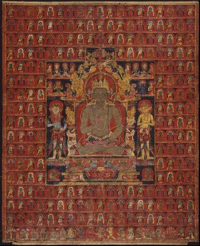 'The cosmic Buddha Amoghasiddhi', ca. 1275-1350