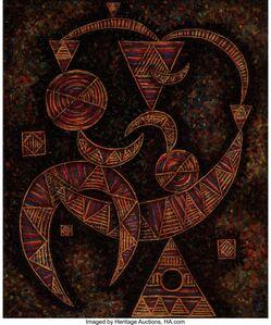 Hannes Beckmann, 'Balance', 1936