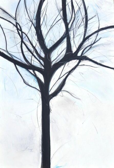 Jo-Ann Acey, 'Winter Trees, No.1, Series 2', 2017