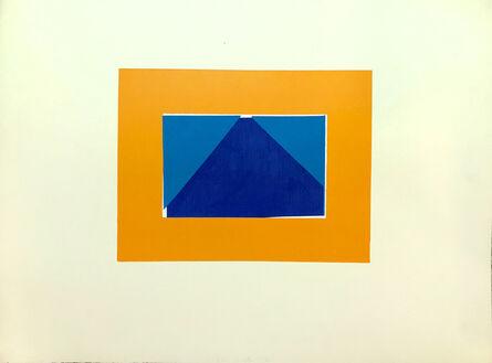 Howard Hodgkin, 'Indian Views – Plate C', 1971