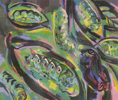 Chen Haiyan 陈海燕, 'Caterpillar', 2009
