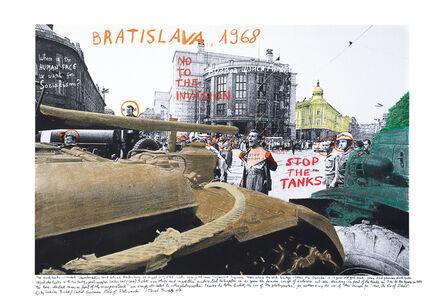 Marcelo Brodsky, 'Bratislava, 1968', 2014-2018