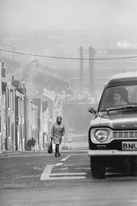 Fran May, 'Sheffield', 1974