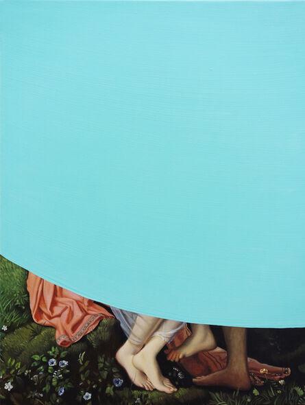 Lino Lago, 'Fake Abstract (Francois Gerard)', 2017