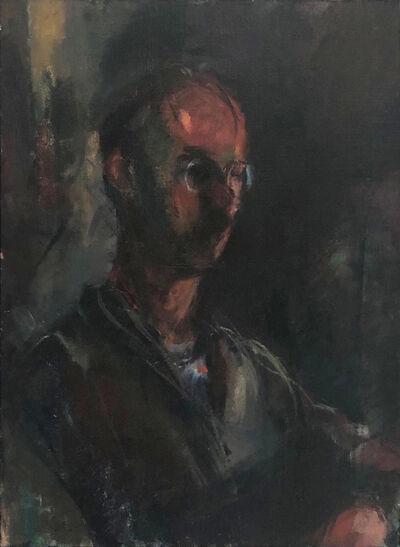 Thaddeus Radell, 'Self Portrait', 1984