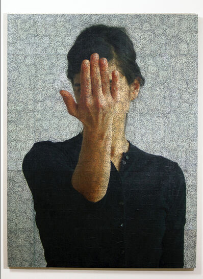 Sepideh Salehi, 'Mohr Portrait', 2021