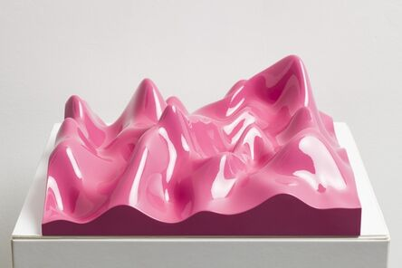 Peter Saville, 'Unknown Pleasure, Heather Violet', 2009