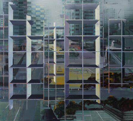 Driss Ouadahi, 'Green Area', 2012
