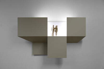 Peter Demetz, 'First Floor 2', 2020