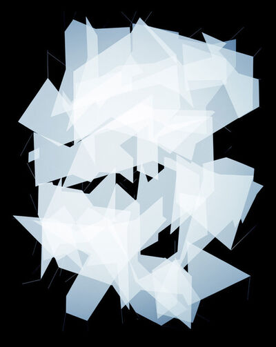 "Niko Luoma, 'Self-titled adaptation of ""Head #4, 1973""', 2015"