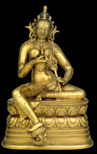 'Goddess Marichi', Late 17th or early 18th century