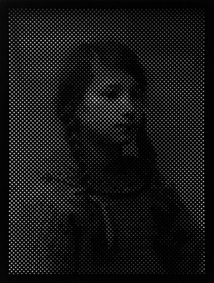 Anne-Karin Furunes, 'Portraits of Archive Pictures IX (A)', 2011