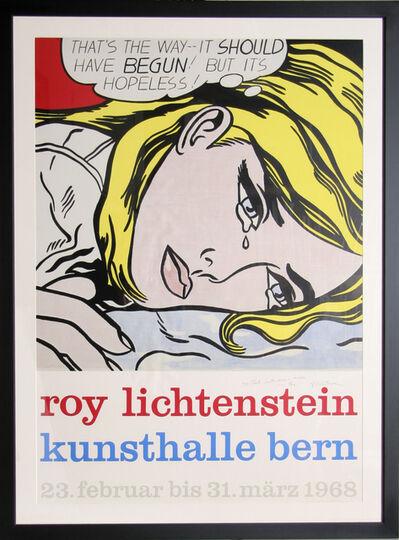 Roy Lichtenstein, 'Kunsthalle Bern', 1968