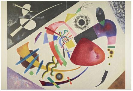 Wassily Kandinsky, 'The City (Red Spot II)', 1960