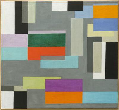 Franciska Clausen, 'Peinture Murale', 1930