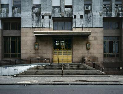 Santiago Porter, 'Courthouse   Juzgado', 2007