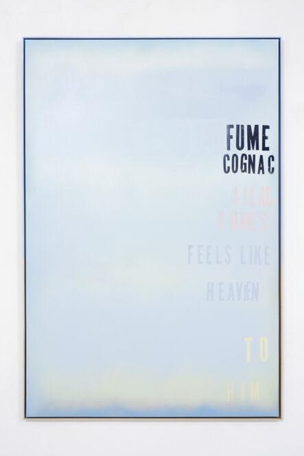 Michael Bevilacqua, 'Fume' Cognac', 2015