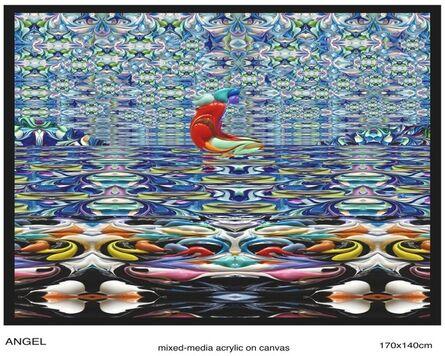Eduardo Guelfenbein, 'Angel', 2019