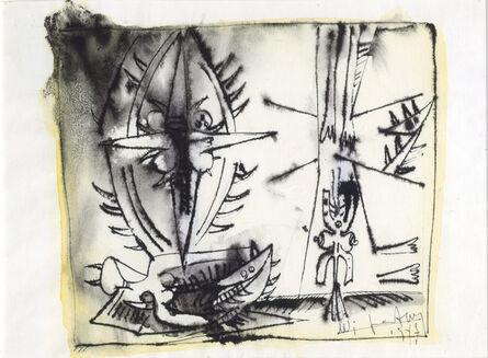 Wifredo Lam, 'Untitled', 1947
