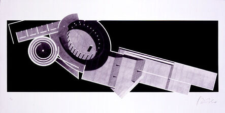 Tadao Ando, 'Fabrica (Benetton Reserch Center) II', 1998