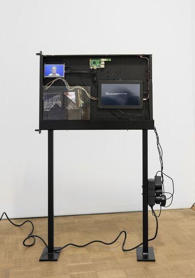 Cécile B. Evans, 'Black Box (Server Sleep) PHIL', 2015