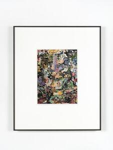 Rinus Van de Velde, 'I gave them my palette...', 2020