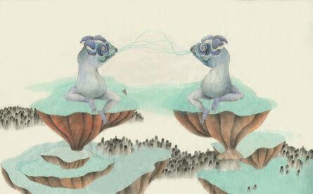Yu Han, '噤聲圖冊1', 2015