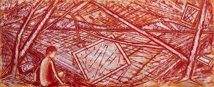David Urban, 'The Water Image, Triptych', 2012