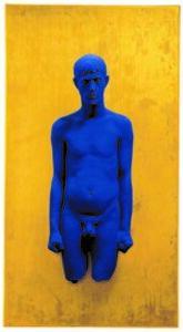 Yves Klein, 'PORTRAIT RELIEF DE MARTIAL RAYSSE, (PR 2)', Original work from 1962-Original Posthumous edition 1985