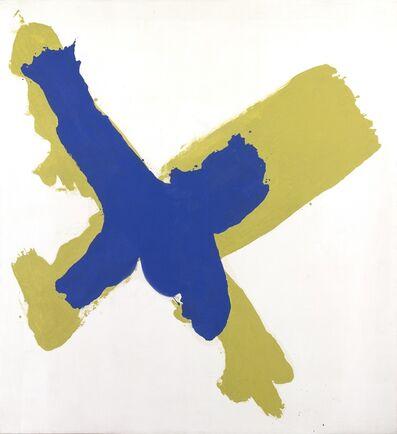 Friedel Dzubas, 'Waycross', 1962