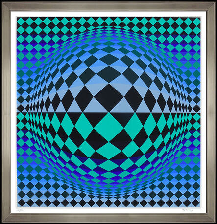 Victor Vasarely, 'Vega', 20th Century