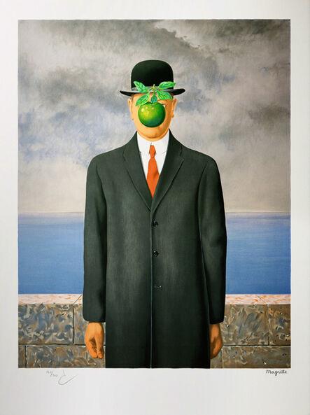 René Magritte, 'Le Fils de l'Homme (The Son of Man)', 2004