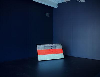 Doug Ashford, 'Bunker 2 (clippings 1982 to 2016, Group 2)', 2017